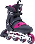 K2 ALEXIS 80 ALU  Women Damen Größe 40 Inline Skates Mod 2020 Größe 38