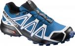 SALOMON Speedcross 4 GTX Gore-Tex  Herren Blue/White