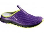 SALOMON RX SLIDE 3.0 Damen Cosmic Purple
