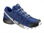 SALOMON Speedcross 4 Herren Blue/Blackk/White  L40464100
