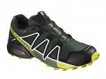 SALOMON Speedcross 4 GTX Gore-Tex  Herren Darkest Green  L40466200