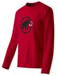 MAMMUT Snow Longsleeve Men Inferno Größe XL