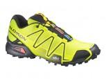 SALOMON Speedcross 3 Herren Größe 11 = 46  GECKO GREEN/BLACK/BK