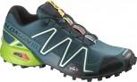 SALOMON Speedcross 3 Herren  COBALT BLUE/GREEN/BK L 327841