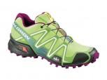SALOMON Speedcross 3 Damen Größe 5,5 = 38 2/3  FIREFLY GREEN/GR/MYSTIC L 361923