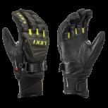 Leki Worldcup Race Coach C-Tech S Black/Yellow  Handschuhe Größenwahl