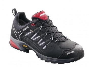 MEINDL SX 1.1 GTX Men 3060-01 Black/Red Trekking- Wanderschuhe