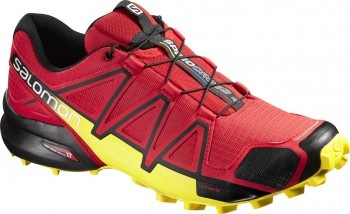 SALOMON Speedcross 4 Herren Radiant Red