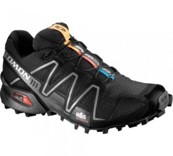 SALOMON Speedcross 3 Damen BLACK/BLACK/SILBER L327845