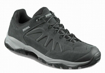 MEINDL Nebraska Men 3447-01 Black  Wanderschuhe