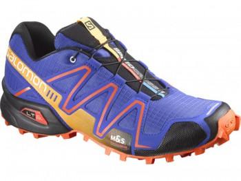 SALOMON Speedcross 3 Herren  Cobalt/Tomato Red/BK  L 376089