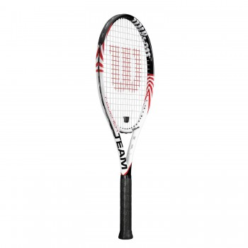 WILSON FEDERER TEAM Racket besaitet Tennisschläger