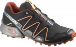 SALOMON Speedcross 3 Herren Black/Orange L 373221