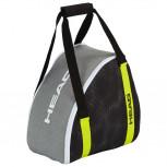 Head Skischuhtasche Black/Silber/Yellow