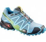 SALOMON Speedcross 3 GTX Gore-Tex Damen Größe 7,5 /41,5
