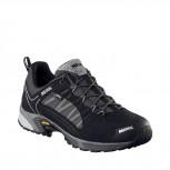 MEINDL SX 1.1 GTX Men 3060-44 Schwarz/Silber Trekking- Wanderschuhe