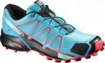 SALOMON Speedcross 4 Damen Blue Jay/BLACK