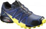 SALOMON Speedcross 4 GTX Gore-Tex  Herren Slateblue/Yellow