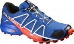 SALOMON Speedcross 4 Herren Blue Yonde GR. 12 = 47 1/§