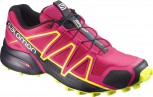 SALOMON Speedcross 4 Damen Virtual Pink Größe UK 5 = 38