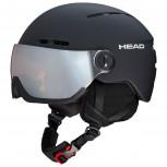 HEAD Skihelm KNIGHT black Visierhelm Größenwahl Modell 2019/2020