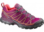 SALOMON X-ULTRA PRIME Damen  CARMINE/BORDEAUX/OR