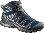 SALOMON X-ULTRA 2 MID GTX Gore-Tex  Herren GENTIANE/BLACK/BLUE