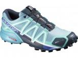 SALOMON Speedcross 4 CS Damen  Blue Gum/Bubble