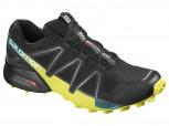 SALOMON Speedcross 4 Herren Black/Everglade/Sulphur L39239800