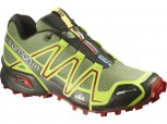 SALOMON Speedcross 3 CS Herren Genepi-X/GR/FLEA L376091