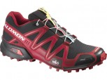 SALOMON Speedcross 3 CS Herren BLACK/FLEA/White L 373206