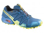SALOMON Speedcross 3 GTX Gore-Tex Herren DARKNESS BLUE/Yellow