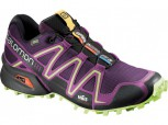 SALOMON Speedcross 3 GTX Gore-Tex Damen Gr. 8 / 42  COSMIC PUR/PA