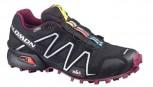 SALOMON Speedcross 3 GTX Gore-Tex Damen BLACK/BORD/SILBER