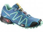 SALOMON Speedcross 3 Damen DARKNESS BLUE/BL/LUCI L 369820