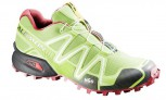 SALOMON Speedcross 3 Damen FIREFLY GR/BK/PAPA