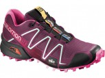 SALOMON Speedcross 3 Damen BORDAUX /PK/LOTUS PINK L 378337