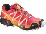 SALOMON Speedcross 3 CS Damen PAPAYA/ORANGE/BK L 376087
