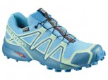 SALOMON Speedcross 4 GTX Gore-Tex  Damen L40099900  Aquarius/Beac