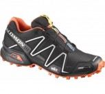 SALOMON Speedcross 3 CS Herren BLACK/BLACK/ORANGE L356752