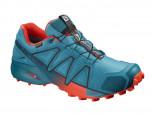 SALOMON Speedcross 4 GTX Gore-Tex  Herren L40466500  Fjord Blue