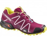 SALOMON Speedcross 3 Damen  MYSTIC PUR/BK/YELLOW L361917